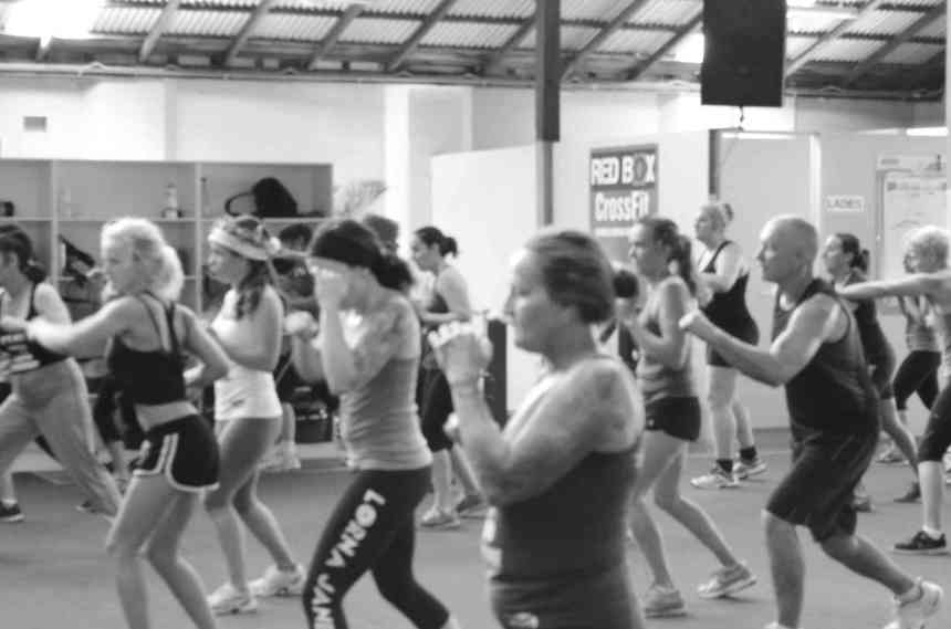 Group Fitness - Body Combat