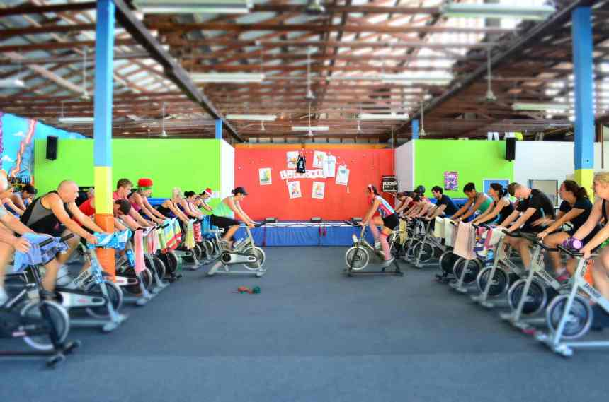 group fitness rpm